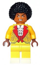 M. Jackson King Of Pop - Custom Designed Minifigure